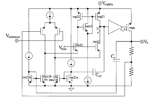 capacitor less ldo thesis