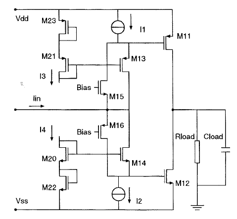 Buick air conditioning fan circuit diagram in addition CMOS CRYSTAL OSCILLATOR in addition Low Dropout Voltage Regulators Circuits besides Osc24 also Blog0239. on amplifier power supply