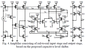 song iscas 07 a robust rail to rail input stage with low-voltage rail-to-rail output operational amplifiers Differntial Headphone Amplifier Differential Input